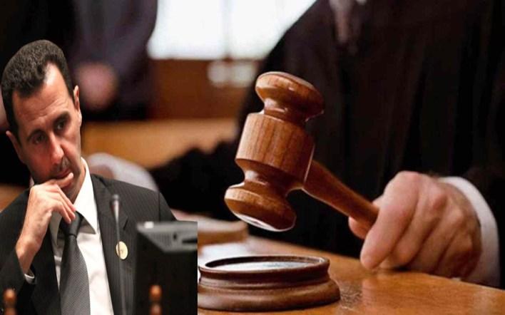 .jpg - محامي لبناني يتقدم بدعوة قضائية ضد بشار الاسد ونظامه