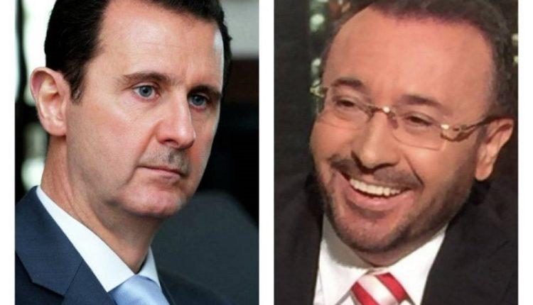 الجوع او الركوع.. فيصل قاسم يوجه رسالة الى أسماء الأسد وبشار