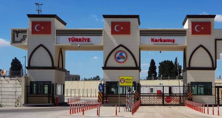 جرابلس - معبر جرابلس يعيد فتح أبوابه أمام إجازات العيد