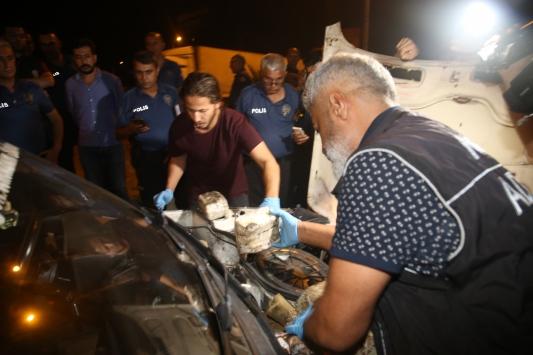 WhatsApp Image 2020 06 12 at 11.47.53 AM 3 - شاب سوري يدعس شرطيا تركيا بسيارته محملة بالمخدرات
