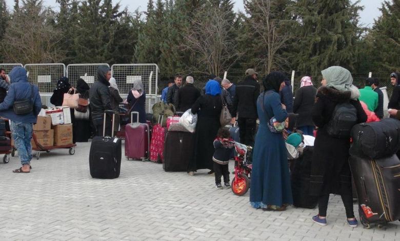 photo 2020 06 28 00 33 51 - مسؤول تركي يطالب بتخفيف الإجراءات المفروضة على اللاجئين السوريين
