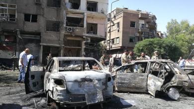 صورة سرايا قاسيون  ضربة موجعة لـ نظام الأسد في دمشق