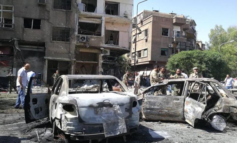 قاسيون - سرايا قاسيون  ضربة موجعة لـ نظام الأسد في دمشق