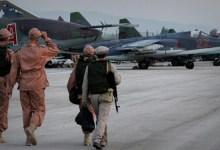 صورة خبير روسي ..عملية عسـ.ـكرية قريبة في سوريا بدعم من الطيران الروسي