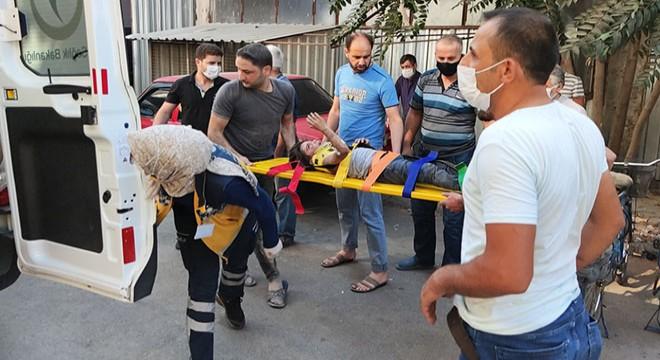 اطفال 1 - طفلان سوريان في حالة حرجة جراء سقوطهما من مكان مرتفع في ولاية بورصة