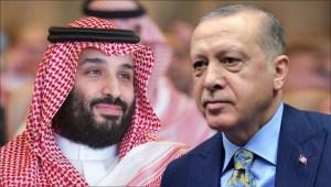 """تصريح مفاجئ من """" الرئيس التركي رجب طيب أردوغان"""" عن محمد بن سلمان"""