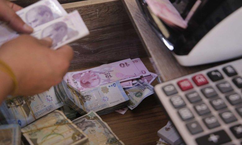 والتركية مقابل العملات الأجنبية تعبيرية 1 - أسعار العملات والذهب مقابل الليرة السورية والتركية - Mada Post