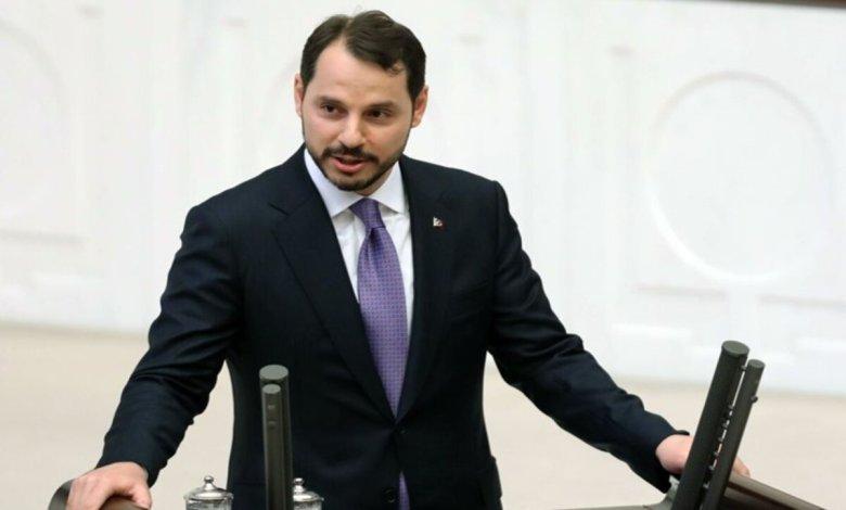 التركي براءت ألبيرق 1 - وزير يكشف خطة تركيا الاقتصادية بعد ارتفاع الدولار مقابل الليرة - Mada Post