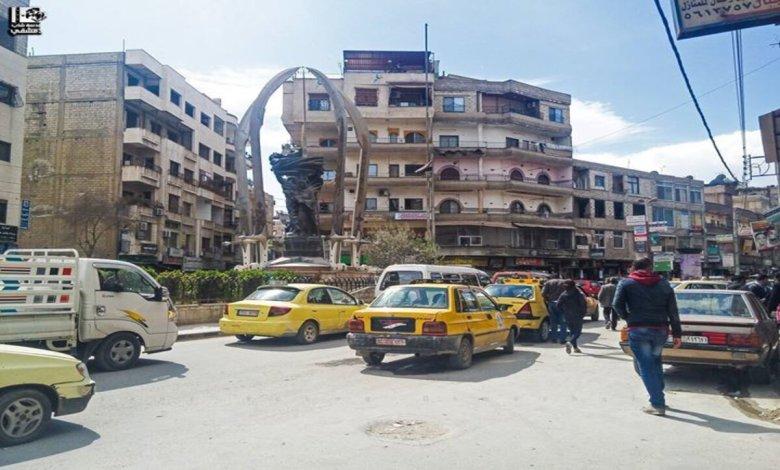 دمشق 1 - دمشق تعود لهذا السبب إلى واجهة الحراك الشعبي في سوريا - Mada Post
