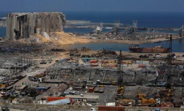 بيروت وكالات 1 600x362 - تقرير: ما جرى في مرفأ بيروت قد يتكرر لهذه الأسباب في ميناء طرطوس - Mada Post
