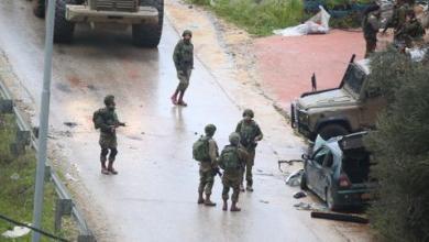 """صورة هيئة فلسطينية """"قلقة"""" على أسيرين جريحين اعتقلتهما إسرائيل السبت"""