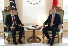 Photo of إسطنبول.. أردوغان والسراج يبحثان الأوضاع في ليبيا وآفاق التعاون بين البلدين