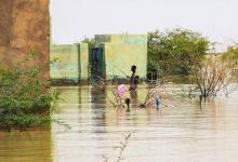 Photo of وصول أول طائرة مساعدات أمريكية لمتضرري الفيضانات في السودان