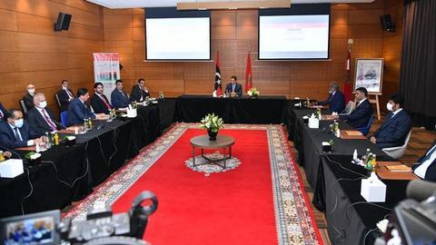 """1599582210 8793189 950 535 0 104 - المغرب.. الحوار الليبي يحقق """"تفاهمات مهمة"""" لإنهاء الانقسام"""