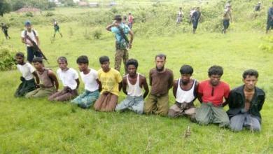 صورة ميانمار.. جنديان يعترفان بفظائع الإبادة بحق مسلمي الروهينغيا