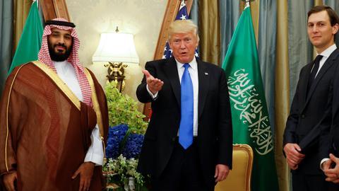 """1599823748 760638 3465 1951 7 35 - ترمب تباهى بـ""""إنقاذه"""" ولي العهد السعودي في قضية خاشقجي"""