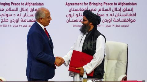 1599896913 8160600 4086 2301 6 4 - انطلاق أول محادثات سلام مباشرة بين الحكومة الأفغانية وحركة طالبان في الدوحة