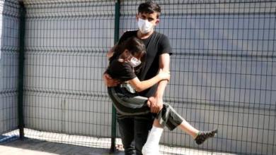 صورة تركيا تسعف طفلة سورية أُصيبت برصاص الأمن اليوناني
