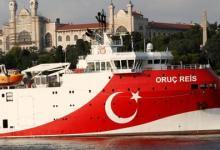 """Photo of عودة سفينة """"أوروتش رئيس"""" إلى الساحل نشاط روتيني"""