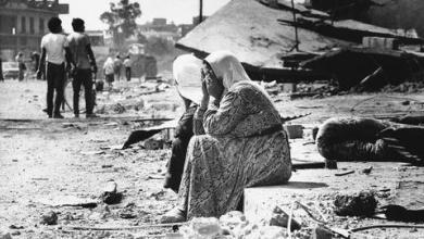 صورة الذكرى الـ38 لمجزرة صابرا وشاتيلا.. التطبيع يرش الملح على الجرح الفلسطيني
