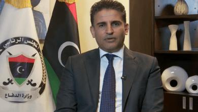 صورة في ذكرى عمر المختار.. وزير الدفاع الليبي: لن نسمح بتدنيس أرضنا