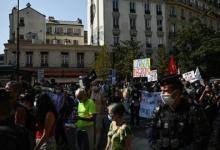 Photo of رفضاً لسياسات ماكرون.. مظاهرات في باريس ومدن فرنسية عدة