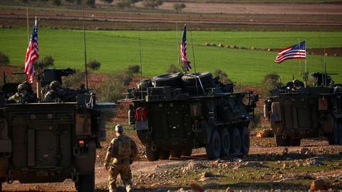 1600533374 4912138 760 428 4 30 - واشنطن ترسل قوات ومدرعات إلى سوريا لمواجهة روسيا