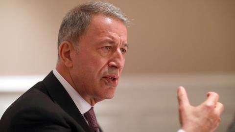 """1600705544 3290503 1188 669 5 65 - تركيا تدعم الحوار وترفض """"الأمر الواقع"""" شرقي المتوسط"""