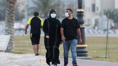 1600707158 6903996 5416 3050 27 478 - كورونا اليوم.. 7 وفيات في عُمان وحالة وفاة في كل من الإمارات وقطر