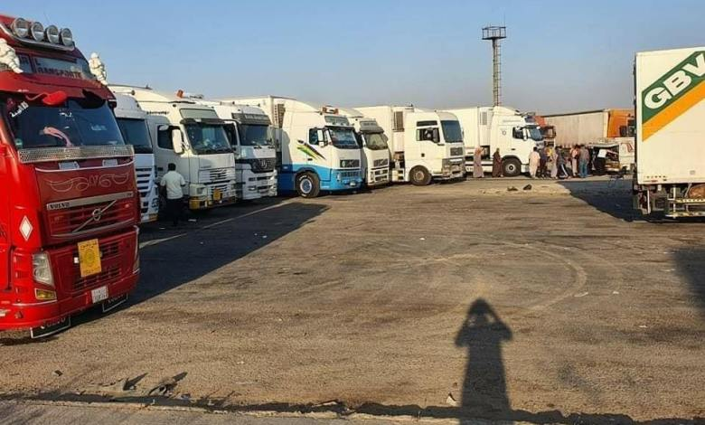 1600882162 unnamed file - الأردن تستمر بإغلاق حدودها مع سوريا.. ومئات الشاحنات عالقة