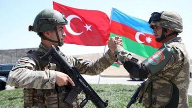 صورة دعمنا مطلق لأذربيجان ومستعدون للوقوف إلى جانبها بالشكل الذي تطلبه