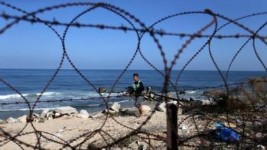 صورة قوى فلسطينية تطالب بالتحقيق في قتل صيادَين برصاص الجيش المصري