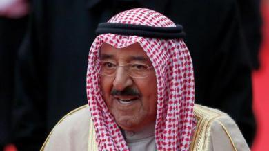صورة وفاة أمير الكويت الشيخ صباح الأحمد