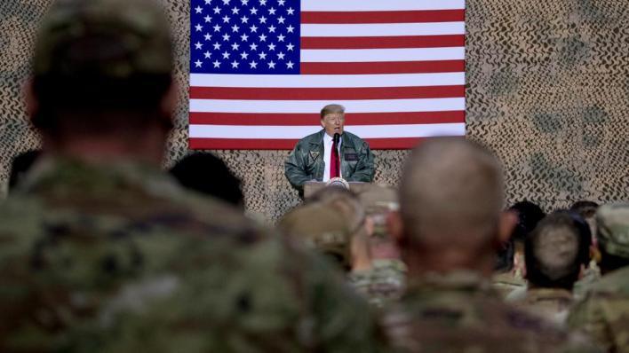 للولايات المتحدة نحو 5200 جندي نشرتهم في العراق لقتال تنظيم داعش الإرهابي - صورة أرشيفية