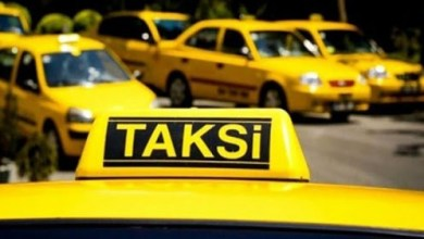 صورة تطبيق جديد لتقييم عمل سائقي سيارات الأجرة في إسطنبول