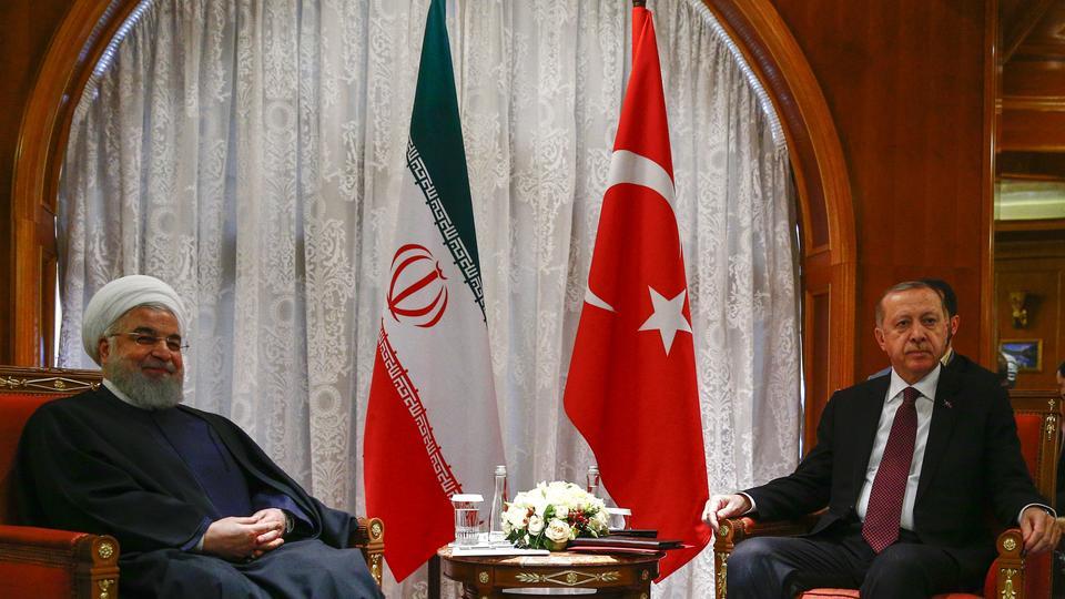 الاجتماع سيناقش العلاقات الثنائية بين تركيا وإيران بكل أبعادها