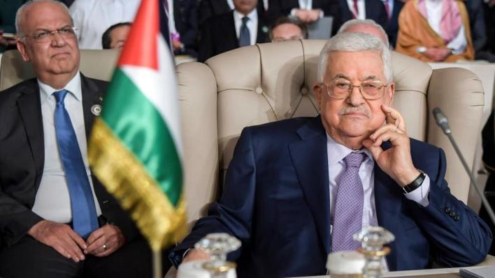 أكد عريقات في اتصالاته مطالبة فلسطين بثبات وتمسك العرب بمبادرة السلام العربية