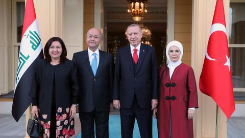 3761042 4162 2344 21 172 - إلى أين يمضي مستقبل العلاقات التركية العراقية؟