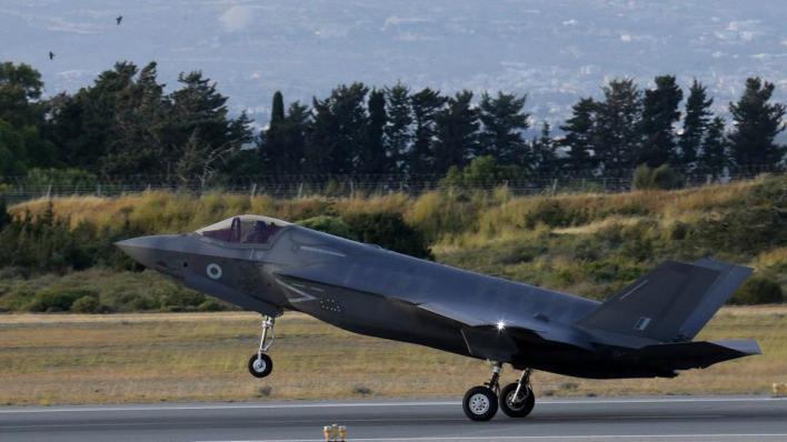4010958 5132 2890 50 150 - واشنطن تتطلّع إلى اتفاق بيع طائرات F-35 للإمارات بديسمبر