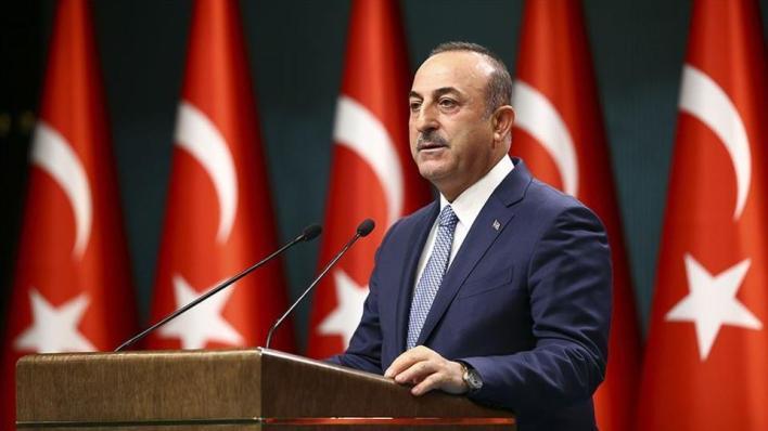 وزير الخارجية التركي يؤكد أن المناورات التي تجريها بلاده مطابقة لمعايير حلف الناتو
