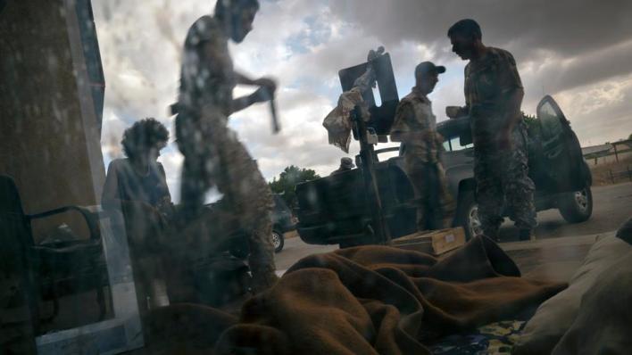 الأمم المتحدة أحصت 70 رحلة شحن عسكرية، هبطت في المطارات الشرقية لليبيا دعماً لمليشيات الانقلابي خليفة حفتر