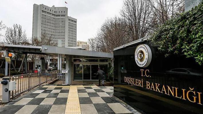 أكدت وزارة الخارجية التركية، رفضها التام لجميع القرارات التي صدرت عن اجتماع وزراء خارجية جامعة الدول العربية أمس