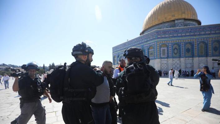 """5736795 6652 3746 33 6 - الأردن يوجه مذكرة احتجاج إلى إسرائيل ضد انتهاكاتها بـ""""الأقصى"""""""