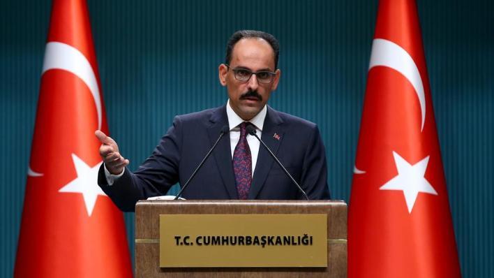 قالن شدد على أن تركيا ستواصل دعم وحدة أراضي أذربيجان واستقلالها