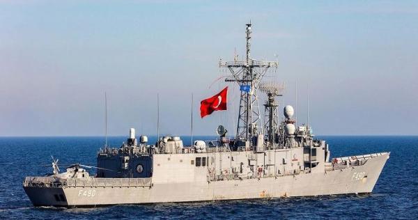 79 193647 launch irin turkish warship bombing 700x400 - تحرك عسكري تركي مفاجئ قبالة سواحل ليبيا ردًّا على تصعيد الجامعة العربية