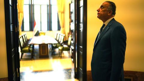 8011481 9394 5290 45 36 - هل يستطيع الكاظمي إعادة تشكيل المشهد السياسي في العراق؟
