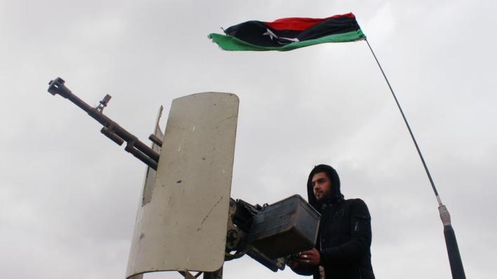 """8146896 5132 2890 25 282 - الجيش الليبي يقبض على 13 عنصراً من مليشيا """"الكاني"""""""