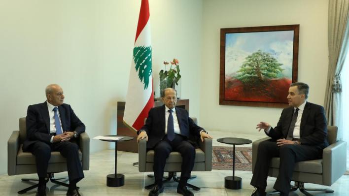 8726832 4419 2488 22 243 - مناورات لبنانية وتذمر أمريكي.. كيف تتجه مبادرة ماكرون إلى الفشل؟