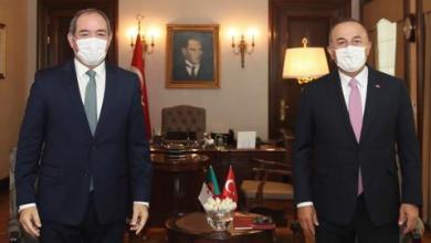 صورة الأهمية المتنامية للعلاقات الجزائرية التركية