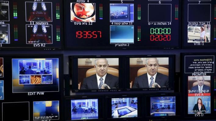 كبرى محطات التلفزة الإسرائيلية قررت عدم إيفاد مندوبيها إلى واشنطن بعد قرار نتنياهو السفر بطائرة خاصة